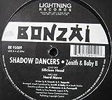 Shadow Dancers / Silicium Head / Hard Nova