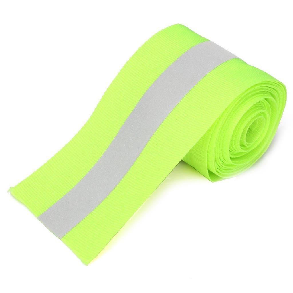 Rollo de tela reflectante para coser en ropa