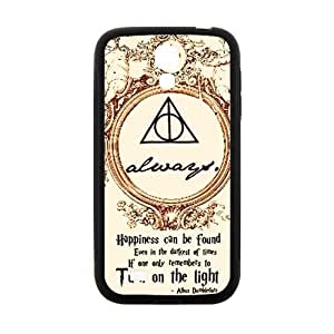 DAZHAHUI Happiness Cell Phone Case for Samsung Galaxy S4