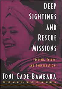 Deep sightings and rescue missions fiction essays and conversations