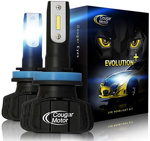 Cougar Motor headlight Fanless Conversion product image