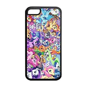 Customize My Little Pony TPU Case for Apple IPhone 5c