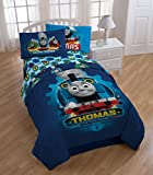 HIT Thomas The Tank Engine Race Friends Microfiber Toddler Bed Set