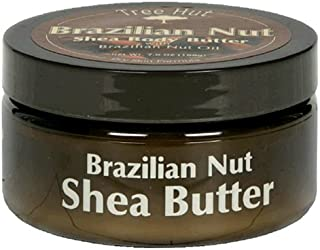 product image for Tree Hut Shea Body Butter, Brazilian Nut, 7 oz (198 g)