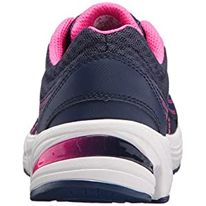 RYKA Women's Impulse Walking-Shoes, Blue/Pink, 7 M US