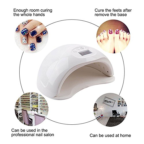 Deepdream 48w Gel Nail Lamp Uv Led Dryer Curing Lamps