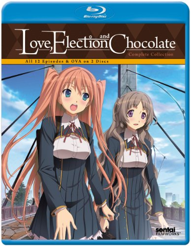 Love Election & Chocolate [Blu-ray]