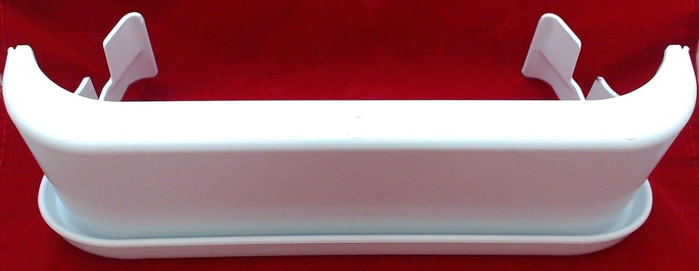 Refrigerators & Freezers Refrigerator Gallon Door Bin, White, for Frigidaire AP2115974 PS430027 240351601