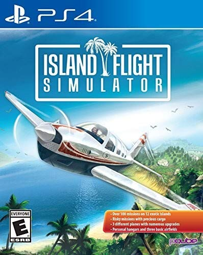 - Island Flight Simulator - PlayStation 4