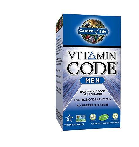 Garden Of Life Vegetarian Multivitamin Supplement For Men