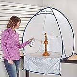 HomeRight Small Spray Shelter C900051 Portable