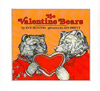 The Valentine Bears 0590470736 Book Cover