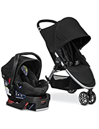 Britax 2017 B Agile & B Safe 35 Travel System, Black BOBEBE Online Baby Store From New York to Miami and Los Angeles