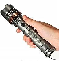 3800 lúmenes del cree xm-l T6 5 modos LED Tactical linterna antorcha lámpara impermeable Caza luz linterna para acampar