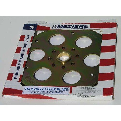 Meziere FP306168 168 Tooth Billet Flexplate for Mopar V8 (Billet Flexplate)