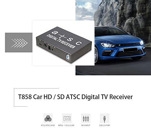 Buy digital tv box for car