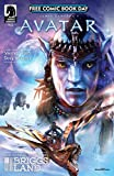 FCBD 2017 DARK HORSE BRIGGS LAND JAMES CAMERON AVATAR (Net) DARK HORSE - BUY SELL