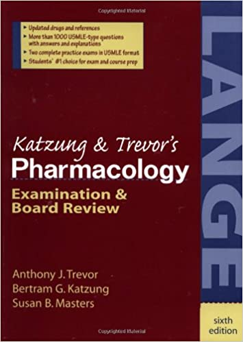 Katzungs pharmacology examination and board review 9780838581476 katzungs pharmacology examination and board review 9780838581476 medicine health science books amazon fandeluxe Choice Image