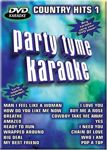 Party Tyme Karaoke: Country Hits, Vol. (Party Tyme Karaoke Dvd)
