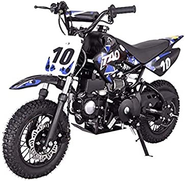X-PRO 110 CC Bicicleta de Cross Pit Bike Youth Dirt Pit Bike 110 ...