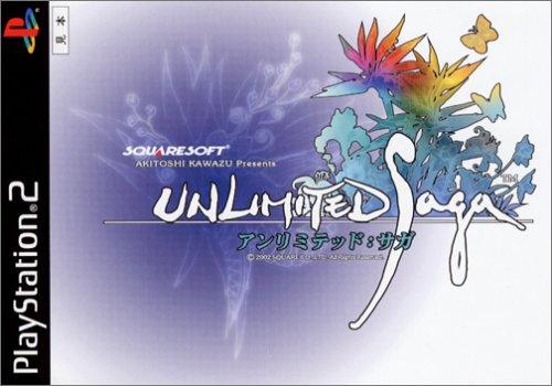 Unlimited SaGa [Japan Import]
