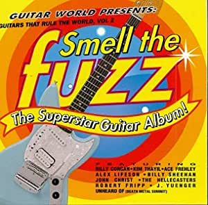 Guitars That Rule the World 2: Smell Fuzz