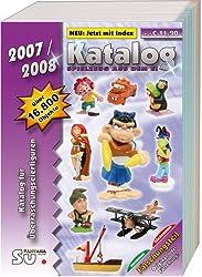 Spielzeug aus dem Ei 2007/2008 - Katalog für Überraschungseierfiguren
