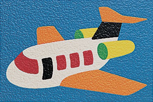 Lauri Crepe Rubber Puzzles - Airplane
