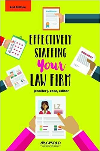 Effectively Staffing your Law Firm cover art