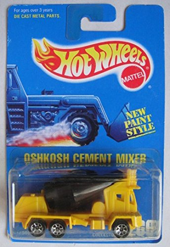 Oshkosh Cement Mixer - 7