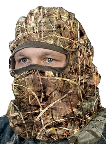 Hunter's Specialties Flex Form II Head Mesh / Net Material, Realtree Max-5 Camo - Hunting Face Mask