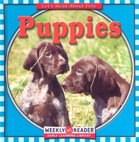 Download Puppies (Let's Read about Pets) PDF