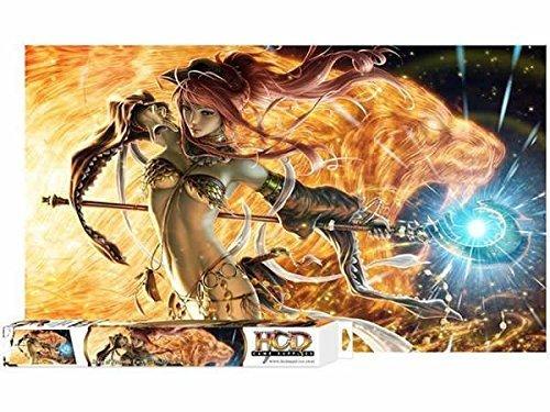 Playmat: Song of Flame and Fury 96674 by HC&D Supplies