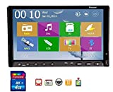Best Ouku Double-din Car Stereos - New Windows 8 UI Design Ouku 7-Inch Double Review