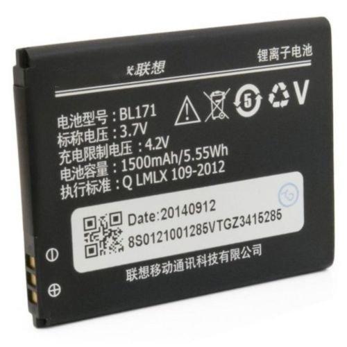 RJR 1500 mAh BL 171 Battery for Lenovo Rockstar A319 Mobile Phone Batteries