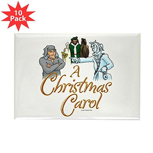 CafePress A Christmas Carol Rectangle Magnet, 2