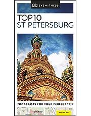 DK Eyewitness Top 10 St Petersburg (Pocket Travel Guide)