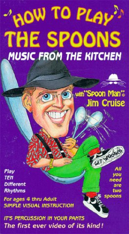 How to Play the Spoons [VHS] ()