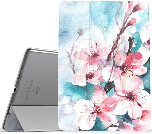 MoKo Case Fit iPad Pro 9.7 - Slim Lightweight Smart Shell Stand Cover with Translucent Frosted Back Protector Fit Apple iPad Pro 9.7