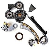 """NEW TK10010 Timing Chain Kit for Suzuki 1.8L Sidekick Sport Esteem """"G18K"""" """"J18A"""" / 2.0L Vitara Aerio & Chevrolet Tracker """"J20A"""" """"J20B"""" / 2.3L Aerio """"G23"""" """"J23A"""" Engine"""