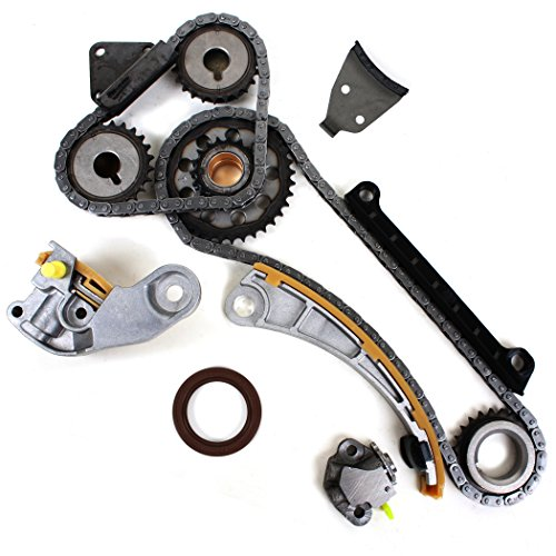 (NEW TK10010 Timing Chain Kit for Suzuki 1.8L Sidekick Sport Esteem