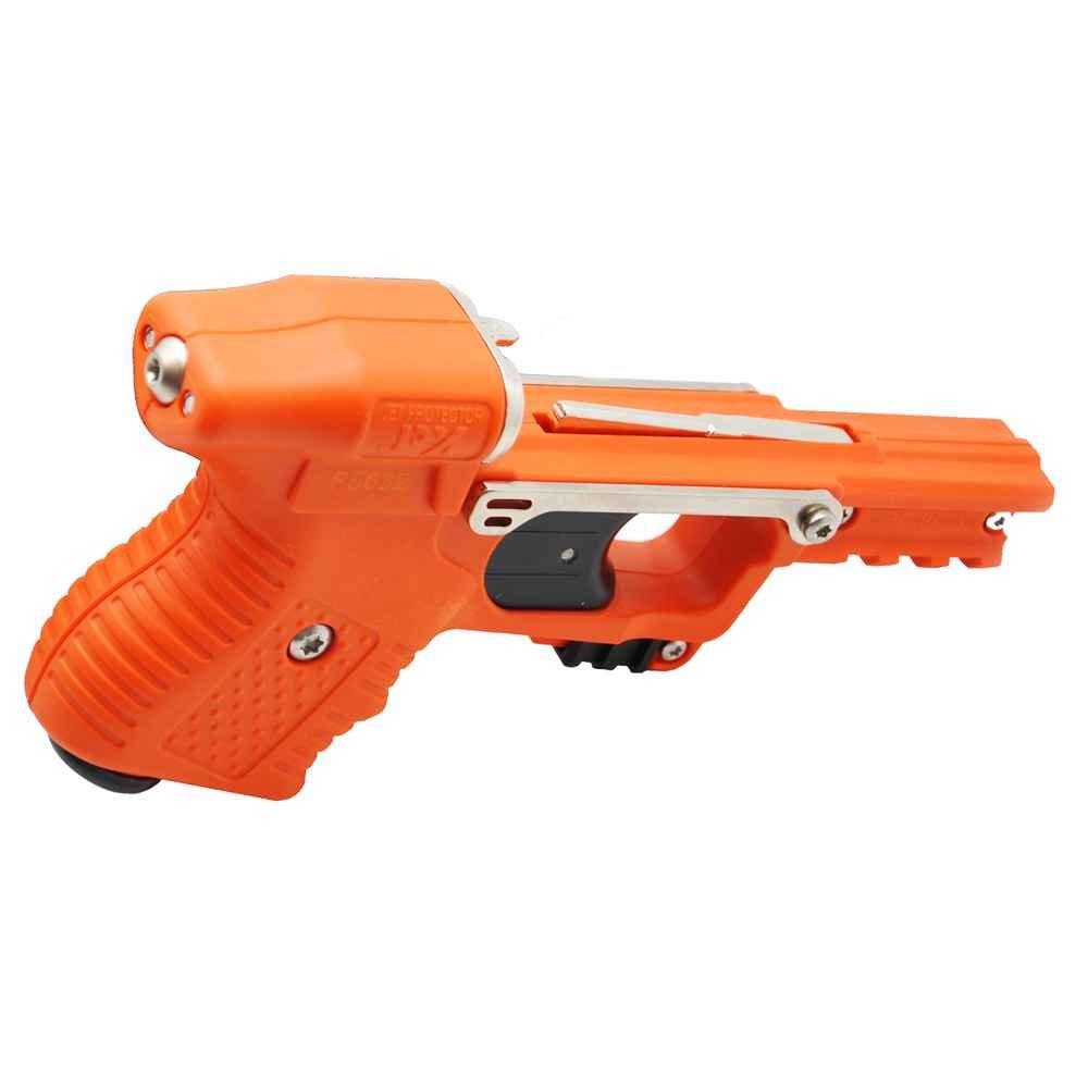 Tierabwehrgerät JPX Orange inkl. Stirnlampe von Kurt24