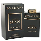 ( In Mind ) Bvlgari Man in Black Eau de Parfum Spray for Men 3.4 oz. ( NEW Authentic and Fast Shipping )