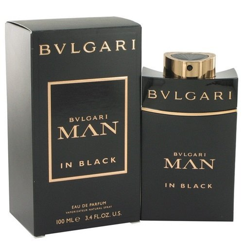 ( In Mind ) Bvlgari Man in Black Eau de Parfum Spray for Men 3.4 oz. ( NEW Authentic and Fast Shipping ) by Bvlgari