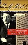 Dans la bibliothèque privée d'Hitler par Ryback