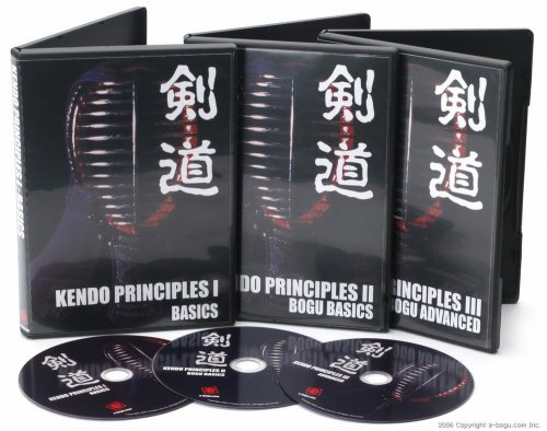 Kendo Principles DVD Set A