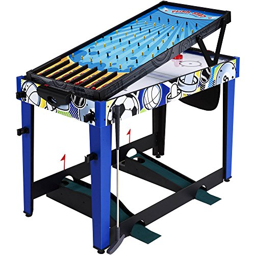 Md sports 48 13 in 1 multi game combo table sporting for 13 in 1 game table
