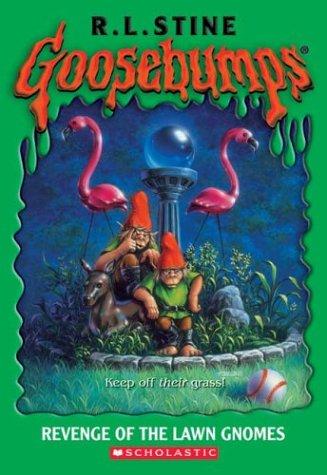 GOOSEBUMPS: REVENGE OF THE LAWN GNOMES pdf