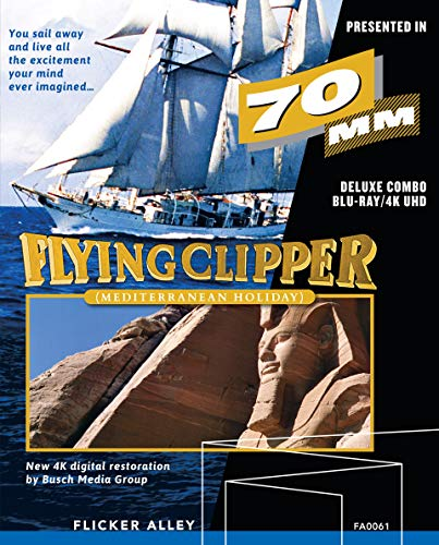 Flying Clipper (aka Mediterranean Holiday) [Blu-ray]