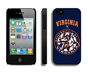 Slim Case for Apple Iphone 4s Ncaa Virginia Cavaliers 4 Best Iphone 4 Cover
